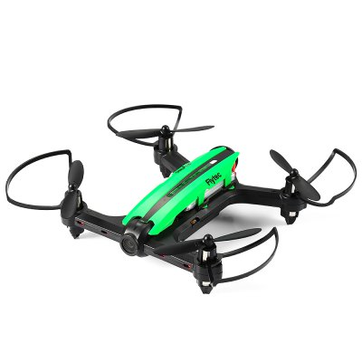 Flytec T18 RC Quadcopter Aircraft 2.4G 4CH WiFi FPV HD CameraRC Quadcopters<br>Flytec T18 RC Quadcopter Aircraft 2.4G 4CH WiFi FPV HD Camera<br><br>Age Range: &gt; 14 Years old<br>Control Channels: 4 Channels<br>Controller Mode: MODE1<br>Material: ABS, Electronic Components<br>Package Contents: 1 x Quadcopter, 1 x Transmitter, 1 x USB Cable, 4 x Spare Propeller, 1 x English User Manual<br>Package Size(L x W x H): 21.50 x 21.00 x 10.00 cm / 8.46 x 8.27 x 3.94 inches<br>Package weight: 0.4400 kg<br>Product weight: 0.0500 kg