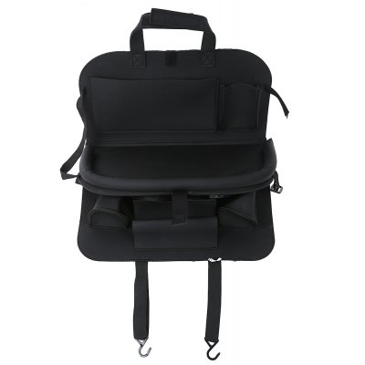 Multi-function Foldable Car Back Seat Storage Bag