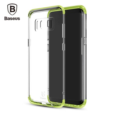 Baseus Armor Case Clear Back Cover for Samsung Galaxy S8