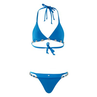 Sexy Halter Neck Bikini SetWomens Swimwear<br>Sexy Halter Neck Bikini Set<br><br>Gender: Women<br>Package Contents: 1 x Bikini Set<br>Package Size(L x W x H): 1.00 x 1.00 x 1.00 cm / 0.39 x 0.39 x 0.39 inches<br>Package weight: 0.1240 kg<br>Product weight: 0.1110 kg<br>With Pad: No pad