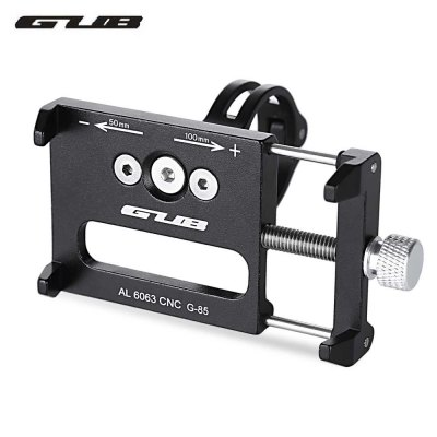 GUB G - 85 Aluminum Alloy Bicycle Handlebar Phone Holder