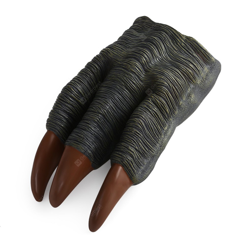 Dinosaur Claw Hand Puppet Toy GRAY
