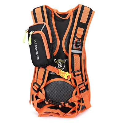 SOLDIER BLADE Multifunction Outdoor Traveling BackpackBackpacks<br>SOLDIER BLADE Multifunction Outdoor Traveling Backpack<br><br>Closure Type: Zipper<br>Drawbars: No<br>Gender: For Unisex<br>Main Material: Nylon<br>Package Content: 1 x Travel Backpack<br>Package size (L x W x H): 27.00 x 13.50 x 45.50 cm / 10.63 x 5.31 x 17.91 inches<br>Package weight: 0.6900 kg<br>Pattern Type: Letter<br>Product size (L x W x H): 26.50 x 13.00 x 45.00 cm / 10.43 x 5.12 x 17.72 inches<br>Product weight: 0.6450 kg<br>Style: Sport<br>Travel Bag: Travel Backpack