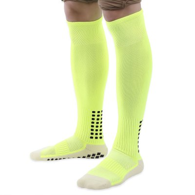 Outdoor Paired Adult Football Soccer Anti Slip Stocking Hose