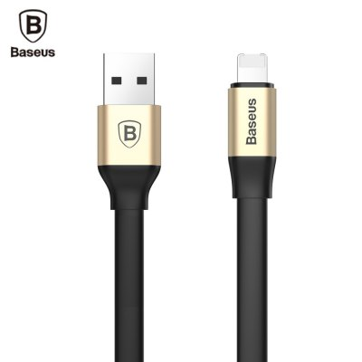 Baseus Simple Series 2 in 1 Charge Data Transfer Cord 1.2M