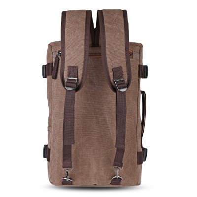 SOLDIER BLADE Multifunction Travel Backpack Duffle BagBackpacks<br>SOLDIER BLADE Multifunction Travel Backpack Duffle Bag<br><br>Closure Type: Zipper<br>Drawbars: No<br>Gender: For Unisex<br>Hardness: Soft<br>Main Material: Canvas<br>Occasion: Versatile<br>Package Content: 1 x Duffle Bag<br>Package size (L x W x H): 27.50 x 18.50 x 41.50 cm / 10.83 x 7.28 x 16.34 inches<br>Package weight: 1.1350 kg<br>Pattern Type: Solid<br>Product size (L x W x H): 27.00 x 18.00 x 41.00 cm / 10.63 x 7.09 x 16.14 inches<br>Product weight: 1.0850 kg<br>Style: Sport<br>Travel Bag: Travel Duffle