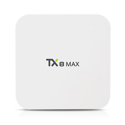 TX8 MAX TV Box Almogic S912