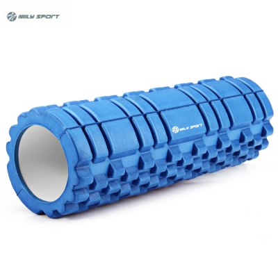 MILY_SPORT EVA Point Yoga Foam Roller