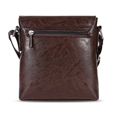 SEONYU Business Half Flap Men Shoulder Crossbody BagCrossbody Bags<br>SEONYU Business Half Flap Men Shoulder Crossbody Bag<br><br>Closure Type: Magnet<br>Gender: For Men<br>Handbag Size: Mini(&lt;20cm)<br>Handbag Type: Shoulder bag<br>Hardness: Soft<br>Interior: Interior Zipper Pocket<br>Main Material: PU<br>Occasion: Business<br>Package Contents: 1 x Shoulder Bag<br>Package size (L x W x H): 18.50 x 4.00 x 19.50 cm / 7.28 x 1.57 x 7.68 inches<br>Package weight: 0.2900 kg<br>Pattern Type: Letter<br>Product size (L x W x H): 18.00 x 3.50 x 19.00 cm / 7.09 x 1.38 x 7.48 inches<br>Product weight: 0.2450 kg<br>Strap Length: 140CM<br>Style: Casual<br>Weight: 0.2900kg