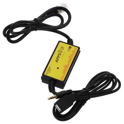 APPS2CAR Car Audio Adapter for Toyota
