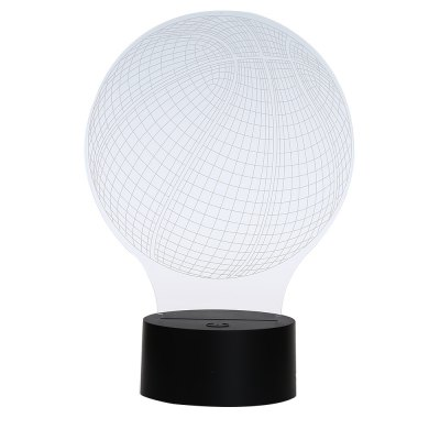 3D Colorful Basketball Model Table Lamp