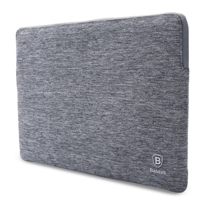 Baseus Laptop Sleeve Cover Bag for New MacBook Pro 13 inchMac Cases/Covers<br>Baseus Laptop Sleeve Cover Bag for New MacBook Pro 13 inch<br><br>Package Contents: 1 x Laptop Sleeve Bag<br>Package Size(L x W x H): 28.50 x 37.50 x 2.30 cm / 11.22 x 14.76 x 0.91 inches<br>Package weight: 0.4090 kg<br>Product weight: 0.2280 kg