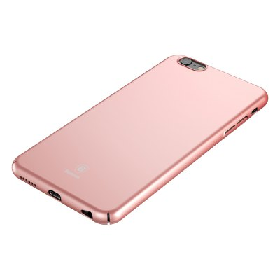Baseus Thin Case PC Back Cover for iPhone 6 Plus / 6s PlusiPhone Cases/Covers<br>Baseus Thin Case PC Back Cover for iPhone 6 Plus / 6s Plus<br><br>Function: Anti-knock, Dirt-resistant<br>Package Contents: 1 x Case<br>Package Size(L x W x H): 19.30 x 11.10 x 1.80 cm / 7.6 x 4.37 x 0.71 inches<br>Package weight: 0.0580 kg<br>Product weight: 0.0180 kg<br>Type: Case