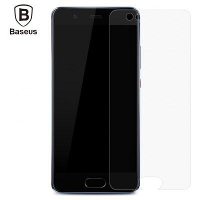 Baseus Tempered Glass Shatterproof Non Full Screen Protective Film ( Secondary Hardening ) for HUAWEI P10 0.15mm