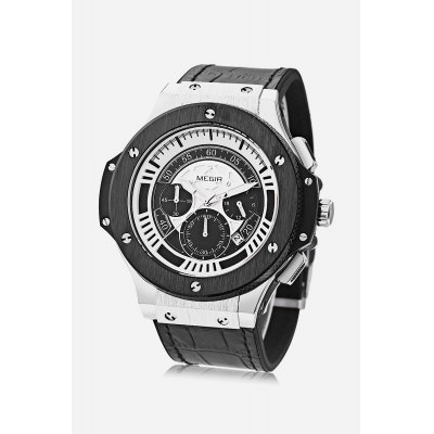MEGIR 2035 Men Quartz Watch