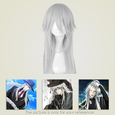 Mcoser Long Straight Braids Cosplay Wig for UNDER TAKERCosplay Wigs<br>Mcoser Long Straight Braids Cosplay Wig for UNDER TAKER<br><br>Lace Wigs Type: None Lace Wigs<br>Length: Long<br>Length Size(CM): 100<br>Length Size(Inch): 39.37<br>Material: Synthetic Hair<br>Package Contents: 1 x Anime Wig<br>Package size (L x W x H): 32.00 x 16.00 x 4.50 cm / 12.6 x 6.3 x 1.77 inches<br>Package weight: 0.4000 kg<br>Product size (L x W x H): 100.00 x 5.00 x 2.00 cm / 39.37 x 1.97 x 0.79 inches<br>Product weight: 0.3400 kg<br>Style: Braided Hair<br>Type: Full Wigs