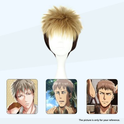 Mcoser Shaggy Two-tone Short Straight Full Bang Cosplay WigCosplay Wigs<br>Mcoser Shaggy Two-tone Short Straight Full Bang Cosplay Wig<br><br>Bang Type: Full<br>Lace Wigs Type: None Lace Wigs<br>Length: Short<br>Length Size(CM): 35<br>Length Size(Inch): 13.78<br>Material: Synthetic Hair<br>Package Contents: 1 x Wig<br>Package size (L x W x H): 32.00 x 16.00 x 4.50 cm / 12.6 x 6.3 x 1.77 inches<br>Package weight: 0.1750 kg<br>Product size (L x W x H): 35.00 x 5.00 x 2.00 cm / 13.78 x 1.97 x 0.79 inches<br>Product weight: 0.1500 kg<br>Style: Straight<br>Type: Full Wigs