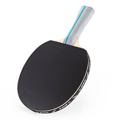 BOER Table Tennis 1 Star Ping Pong Racket PaddleOther Team Sports<br>BOER Table Tennis 1 Star Ping Pong Racket Paddle<br><br>Baseboard Layer Number: 7<br>Bottom: Pure Wood<br>Grip Means: Horizontal Grip,Straight Grip<br>Package Contents: 1 x Ping Pong Racket, 1 x Storing Bag<br>Package Size(L x W x H): 27.50 x 18.00 x 2.00 cm / 10.83 x 7.09 x 0.79 inches<br>Package weight: 0.3030 kg<br>Product weight: 0.2000 kg