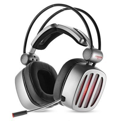 XIBERIA S21 Gaming Headphones Surround Sound with Mic