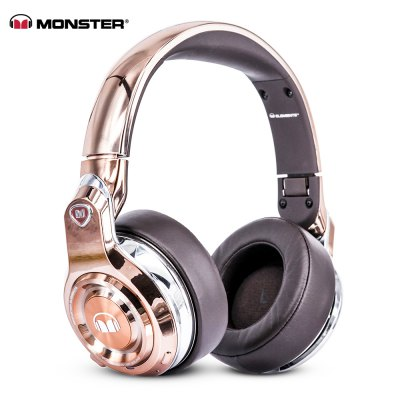 Monster Element Bluetooth 4.0 Over-ear Headband with Mic