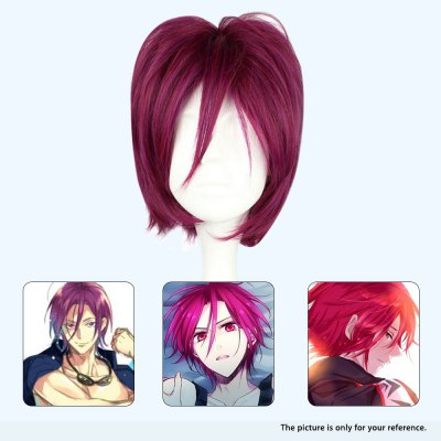 Mcoser Short Straight Side Bang Wig Cosplay for Rin MatsuokaCosplay Wigs<br>Mcoser Short Straight Side Bang Wig Cosplay for Rin Matsuoka<br><br>Lace Wigs Type: None Lace Wigs<br>Length: Short<br>Length Size(CM): 35<br>Length Size(Inch): 13.78<br>Material: Synthetic Hair<br>Package Contents: 1 x Wig<br>Package size (L x W x H): 32.00 x 16.00 x 4.50 cm / 12.6 x 6.3 x 1.77 inches<br>Package weight: 0.1950 kg<br>Product size (L x W x H): 35.00 x 5.00 x 2.00 cm / 13.78 x 1.97 x 0.79 inches<br>Product weight: 0.1500 kg<br>Style: Straight<br>Type: Full Wigs