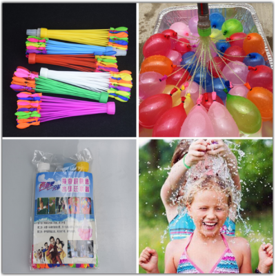 3 Bunches 111pcs Water Balloons Toy