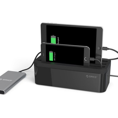 ORICO PB - 1028 Management Power Socket Cable Storage BoxChargers &amp; Cables<br>ORICO PB - 1028 Management Power Socket Cable Storage Box<br><br>Package Contents: 1 x Storage Box<br>Package Size(L x W x H): 24.60 x 12.00 x 8.00 cm / 9.69 x 4.72 x 3.15 inches<br>Package weight: 0.3910 kg<br>Product Size(L x W x H): 23.50 x 11.40 x 7.50 cm / 9.25 x 4.49 x 2.95 inches<br>Product weight: 0.2940 kg