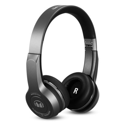 Monster Clarity Wireless On-ear Bluetooth 4.0 HeadphonesOn-ear &amp; Over-ear Headphones<br>Monster Clarity Wireless On-ear Bluetooth 4.0 Headphones<br><br>Package Contents: 1 x Monster Headband, 1 x USB Cable, 1 x 3.5mm Plug Audio Cable, 1 x English Manual<br>Package Size(L x W x H): 26.00 x 16.50 x 9.00 cm / 10.24 x 6.5 x 3.54 inches<br>Package weight: 0.9800 kg<br>Product Size(L x W x H): 19.00 x 6.00 x 17.00 cm / 7.48 x 2.36 x 6.69 inches<br>Product weight: 0.2300 kg