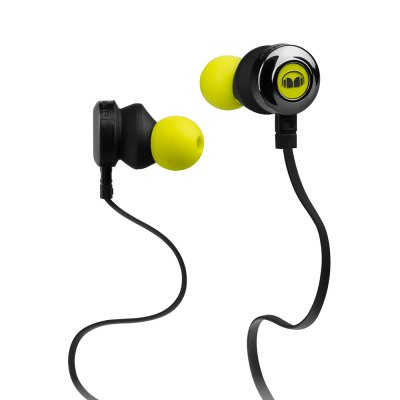 Monster Clarity HD 3.5MM Stereo Wired Earbuds with MicSports &amp; Fitness Headphones<br>Monster Clarity HD 3.5MM Stereo Wired Earbuds with Mic<br><br>Package Contents: 1 x Earbuds, 2 x Pair of Spare Ear Caps<br>Package Size(L x W x H): 20.50 x 7.50 x 3.00 cm / 8.07 x 2.95 x 1.18 inches<br>Package weight: 0.2100 kg<br>Product Size(L x W x H): 125.00 x 2.00 x 2.50 cm / 49.21 x 0.79 x 0.98 inches<br>Product weight: 0.0300 kg
