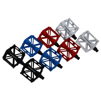 SCUDGOOD SG - 1021 Paired PedalBike Parts<br>SCUDGOOD SG - 1021 Paired Pedal<br><br>Package Contents: 1 x Pair of Bicycle Pedals<br>Package Size(L x W x H): 12.00 x 10.50 x 6.00 cm / 4.72 x 4.13 x 2.36 inches<br>Package weight: 0.4510 kg<br>Product Size(L x W x H): 9.50 x 11.50 x 2.00 cm / 3.74 x 4.53 x 0.79 inches<br>Product weight: 0.4030 kg<br>Use: BMX, Mountain Bikes, Road Bicycles