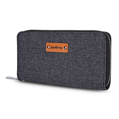 Baellerry Stylish Multifunction Canvas Clutch Wallet for MenMens Wallets<br>Baellerry Stylish Multifunction Canvas Clutch Wallet for Men<br><br>Closure Type: Zipper<br>Color: Blue, coffee, black<br>Gender: For Men<br>Height: 10.5<br>Length(CM): 20<br>Main Material: Canvas<br>Package Contents: 1 x Clutch Wallet<br>Package size (L x W x H): 20.50 x 3.00 x 11.00 cm / 8.07 x 1.18 x 4.33 inches<br>Package weight: 0.2400 kg<br>Pattern Type: Letter<br>Product weight: 0.1900 kg<br>Style: Fashion<br>Wallets Type: Clutch Wallets<br>Width: 2.5