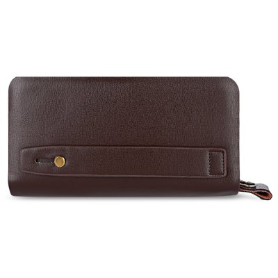 Baellerry Stylish Multifunction Wallet Clutch Bag for MenMens Wallets<br>Baellerry Stylish Multifunction Wallet Clutch Bag for Men<br><br>Closure Type: Zipper<br>Color: Black, coffee<br>Gender: For Men<br>Height: 10<br>Length(CM): 20.5<br>Main Material: PU Leather<br>Package Contents: 1 x Clutch Wallet<br>Package size (L x W x H): 21.00 x 3.50 x 10.50 cm / 8.27 x 1.38 x 4.13 inches<br>Package weight: 0.2470 kg<br>Pattern Type: Letter<br>Product weight: 0.2100 kg<br>Style: Fashion<br>Wallets Type: Clutch Wallets<br>Width: 3