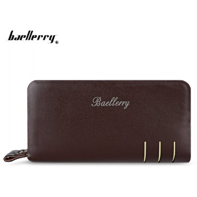 Baellerry Stylish Multifunction Wallet Clutch Bag for Men