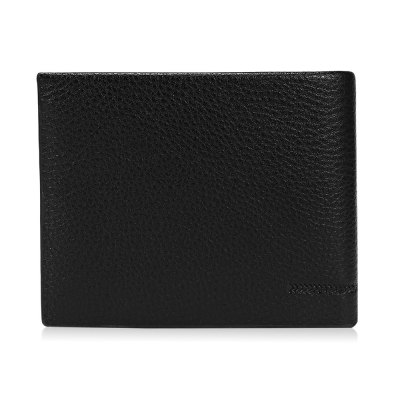Baellerry Soft PU Leather Card Holder Short Wallet for MenCoin Purse &amp; Card Holder<br>Baellerry Soft PU Leather Card Holder Short Wallet for Men<br><br>Closure Type: Open<br>Color: Light coffee, espresso, black<br>Gender: For Men<br>Height: 9.5<br>Length(CM): 11.5<br>Main Material: PU Leather<br>Package Contents: 1 x Wallet<br>Package size (L x W x H): 12.00 x 2.50 x 10.00 cm / 4.72 x 0.98 x 3.94 inches<br>Package weight: 0.1030 kg<br>Pattern Type: Others<br>Product weight: 0.0790 kg<br>Style: Casual<br>Wallets Type: Standard Wallets<br>Width: 2