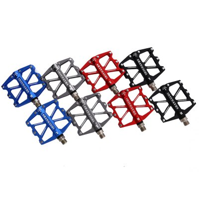 SHANMASHI SMS - 418 PedalBike Parts<br>SHANMASHI SMS - 418 Pedal<br><br>Package Contents: 1 x Pair of Bicycle Pedals<br>Package Size(L x W x H): 13.00 x 11.00 x 5.70 cm / 5.12 x 4.33 x 2.24 inches<br>Package weight: 0.4180 kg<br>Product Size(L x W x H): 10.00 x 11.50 x 1.20 cm / 3.94 x 4.53 x 0.47 inches<br>Product weight: 0.3440 kg<br>Use: BMX, Mountain Bikes, Road Bicycles