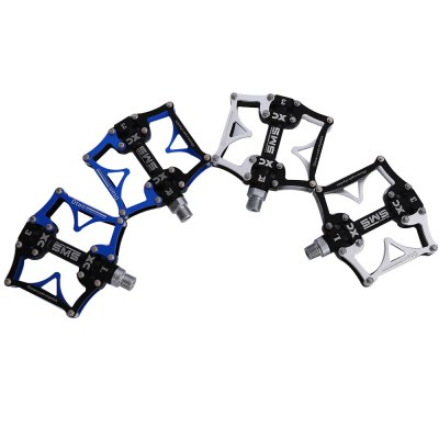 SHANMASHI Pair of PedalsBike Parts<br>SHANMASHI Pair of Pedals<br><br>Package Contents: 1 x Pair of Bicycle Pedals<br>Package Size(L x W x H): 13.00 x 11.00 x 5.50 cm / 5.12 x 4.33 x 2.17 inches<br>Package weight: 0.4610 kg<br>Product Size(L x W x H): 9.50 x 11.50 x 1.10 cm / 3.74 x 4.53 x 0.43 inches<br>Product weight: 0.3820 kg<br>Use: BMX, Mountain Bikes, Road Bicycles