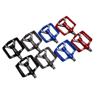 SHANMASHI Paired DU Bicycle PedalBike Parts<br>SHANMASHI Paired DU Bicycle Pedal<br><br>Package Contents: 1 x Pair of Bicycle Pedals<br>Package Size(L x W x H): 13.00 x 11.00 x 5.50 cm / 5.12 x 4.33 x 2.17 inches<br>Package weight: 0.4090 kg<br>Product Size(L x W x H): 10.50 x 12.20 x 1.20 cm / 4.13 x 4.8 x 0.47 inches<br>Product weight: 0.3400 kg<br>Use: BMX, Mountain Bikes, Road Bicycles