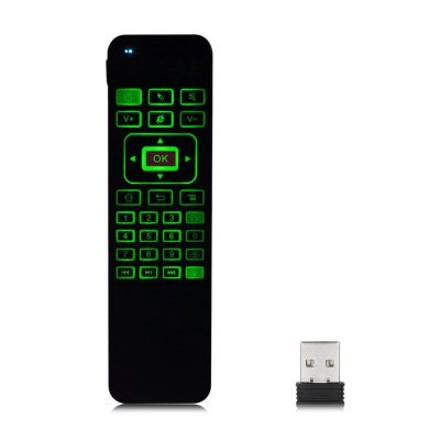 TZ P3 2.4GHz Air Mouse Wireless Backlight Keyboard