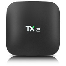 TX2 - R1 TV Box Android 6.0 Support 4K x 2K Bluetooth 2.4GHz WiFi