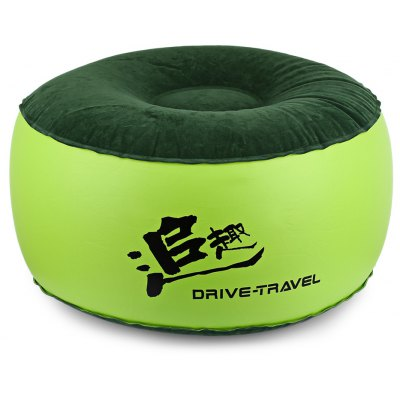 Drive Travel Car Inflatable Stool