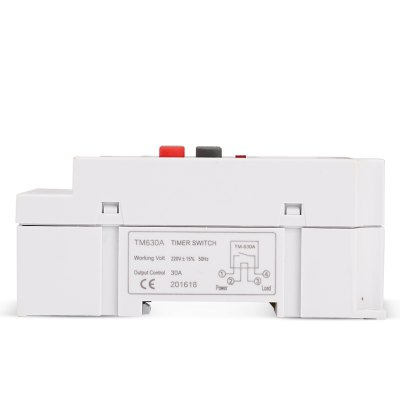 SINOTIMER Time Switch ControllerOther Instruments<br>SINOTIMER Time Switch Controller<br><br>Package Contents: 1 x Programmable Timer, 1 x English User Manual<br>Package Size(L x W x H): 11.30 x 6.50 x 5.60 cm / 4.45 x 2.56 x 2.2 inches<br>Package weight: 0.1680 kg<br>Product Size(L x W x H): 9.80 x 5.50 x 4.00 cm / 3.86 x 2.17 x 1.57 inches<br>Product weight: 0.1250 kg