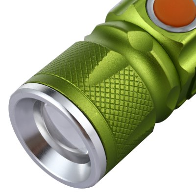 JIAOSUN T6 Zooming FlashlightLED Flashlights<br>JIAOSUN T6 Zooming Flashlight<br><br>Bulb: LED<br>Outdoor Activity: Camp,Diver,Fishing<br>Package Contents: 1 x Flashlight<br>Package Size(L x W x H): 14.00 x 3.00 x 3.00 cm / 5.51 x 1.18 x 1.18 inches<br>Package weight: 0.1220 kg<br>Product Size(L x W x H): 11.00 x 2.60 x 2.60 cm / 4.33 x 1.02 x 1.02 inches<br>Product weight: 0.0980 kg<br>Waterproof: Yes