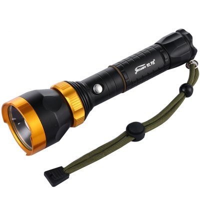 JIAOSUN USB Zooming TorchLED Flashlights<br>JIAOSUN USB Zooming Torch<br><br>Bulb: LED<br>Outdoor Activity: Camp,Diver,Fishing<br>Package Contents: 1 x Flashlight<br>Package Size(L x W x H): 21.00 x 6.00 x 6.00 cm / 8.27 x 2.36 x 2.36 inches<br>Package weight: 0.2780 kg<br>Power Source: Battery<br>Product Size(L x W x H): 19.00 x 5.00 x 5.00 cm / 7.48 x 1.97 x 1.97 inches<br>Product weight: 0.2550 kg<br>Waterproof: Yes