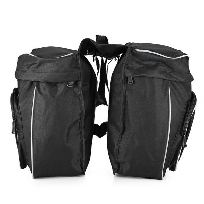 Roswheel 14154 - A 30L Bike Double Pannier PackBike Bags<br>Roswheel 14154 - A 30L Bike Double Pannier Pack<br><br>Package Contents: 1 x Bike Pannier Bag<br>Package Size(L x W x H): 40.00 x 40.00 x 8.00 cm / 15.75 x 15.75 x 3.15 inches<br>Package weight: 0.8450 kg<br>Product weight: 0.7850 kg