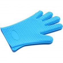Oven Heat Resistant Silicone Gloves