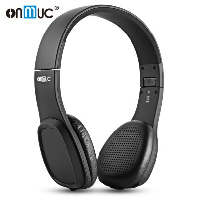 ONMUC L5 Foldable Touch Controlled Bluetooth Earphones