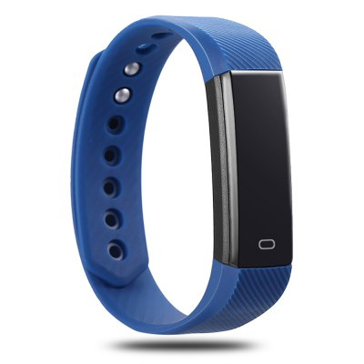 Sporch ID115 Smart BraceletSmart Watches<br>Sporch ID115 Smart Bracelet<br><br>Band material: TPU + TPE<br>Battery Capacity: 45mAh<br>Battery Type: Lithium Polymer Battery<br>Bluetooth Version: Bluetooth 4.0<br>Case material: ABS<br>Compatability: Android 4.4 / iOS 7.1 and above system<br>Compatible OS: Android, IOS<br>Functions: Date, Distance recording, Find your phone, Notification of app, SMS Reminding, Sleep management, Pedometer, Sedentary reminder, Camera remote control, Calories burned measuring, Call reminder, Alarm Clock<br>Language: English,Simplified Chinese<br>Package Contents: 1 x Smart Bracelet, 1 x English and Chinese User Manual<br>Package size (L x W x H): 13.00 x 9.00 x 2.50 cm / 5.12 x 3.54 x 0.98 inches<br>Package weight: 0.0680 kg<br>People: Female table,Male table<br>Power: Built-in Battery<br>Product size (L x W x H): 23.50 x 1.60 x 1.00 cm / 9.25 x 0.63 x 0.39 inches<br>Product weight: 0.0180 kg<br>Screen: Yes<br>Screen type: OLED<br>Shape of the dial: Rectangle<br>Standby time: About 7 days<br>The band width: 1.6 cm / 0.63 inches<br>The dial diameter: 1.5 cm / 0.59 inches<br>The dial thickness: 1 cm / 0.39 inches<br>Waterproof: Yes<br>Waterproof Rating : IP67<br>Wearable length: 16.5 - 23 cm / 6.5 - 9.06 inches