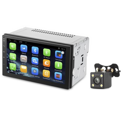 Universal 7002 Android 6.0 Car Multimedia Player