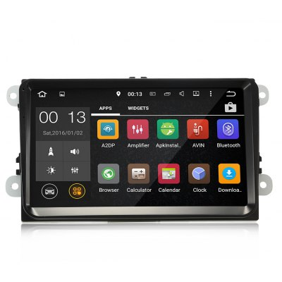 Universal 9001A Car Multimedia Player for Volkswagen