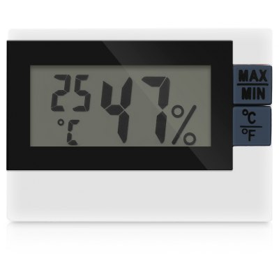 Indoor Temperature and Humidity Monitor Digital Thermometer